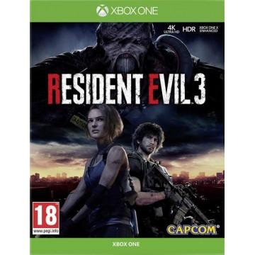 Resident Evil 3 (Jauna)