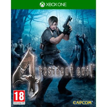 Resident Evil 4 HD (Jauna)
