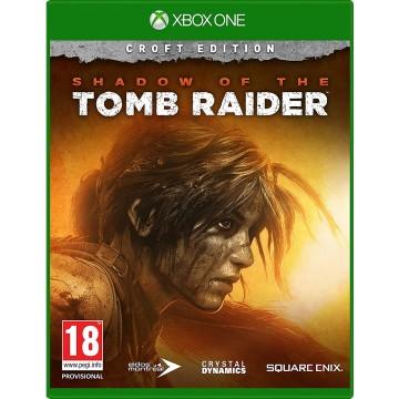 Shadow of The Tomb Raider Croft Edition (Jauna)