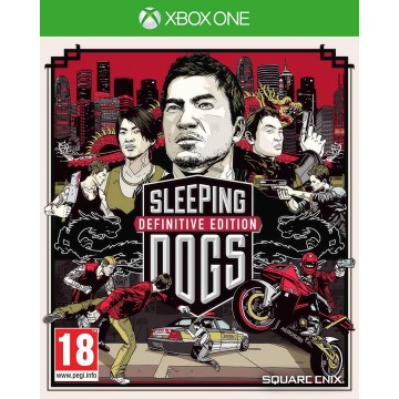 Sleeping Dogs Definitive Edition (Jauna)