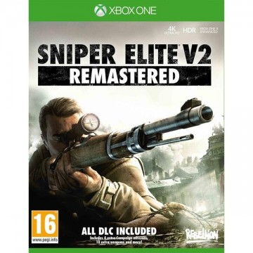 Sniper Elite V2 Remastered (Jauna)