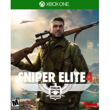 Sniper Elite 4 (Jauna)