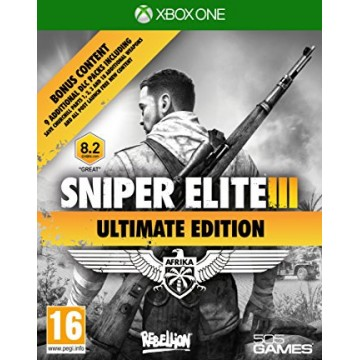 Sniper Elite 3 Ultimate Edition (Jauna)