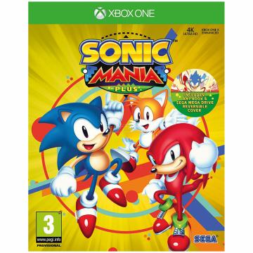 Sonic Mania Plus (Jauna)