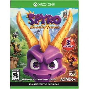 Spyro Reignited Trilogy (Jauna)