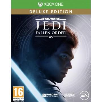 Star Wars Jedi Fallen Order Deluxe Edition (Jauna)