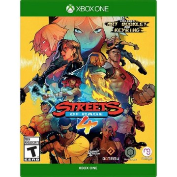 Streets of Rage 4 (Jauna)