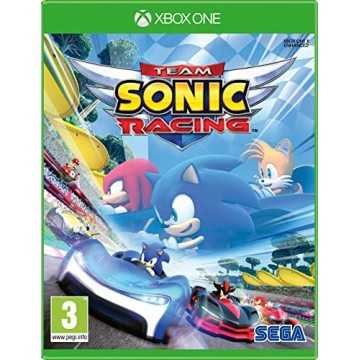 Team Sonic Racing (Jauna)