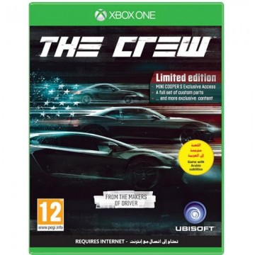 The Crew Limited Edition (Jauna)