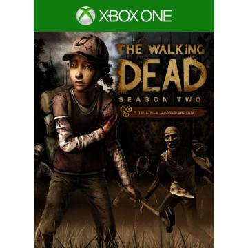 The Walking Dead The Season Two (Lietota)