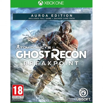 Tom Clancy's Ghost Recon Breakpoint Aurora Edition (Jauna)