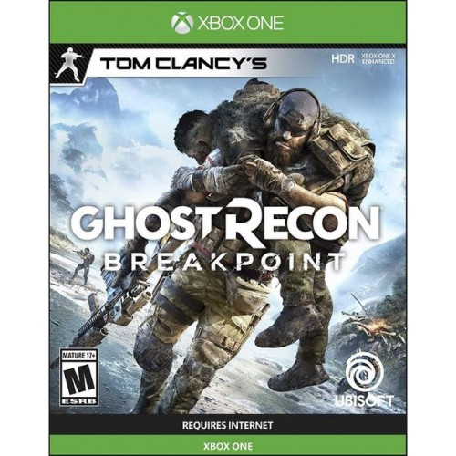 Tom Clancy's Ghost Recon Breakpoint (Lietota)