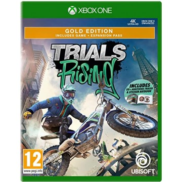 Trials Rising Gold Edition (Jauna)