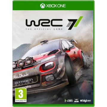 WRC 7 World Rally Championship (Jauna)