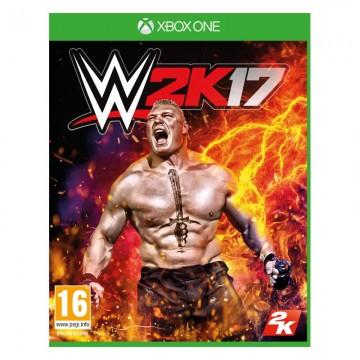 WWE 2K17 (Jauna)