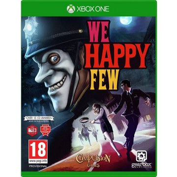 We Happy Few (Jauna)