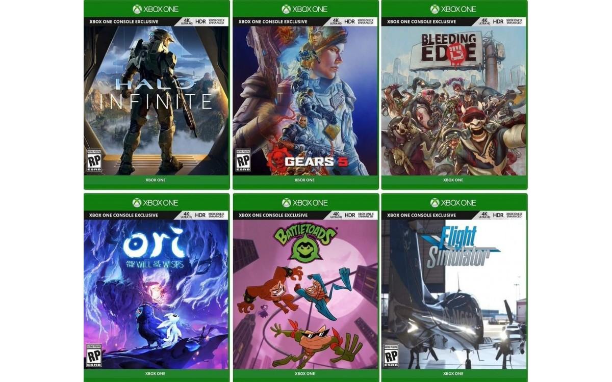Top 10 labākās Xbox One ekskluzīvās spēles.