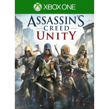 Assassin's Creed Unity (Jauna)