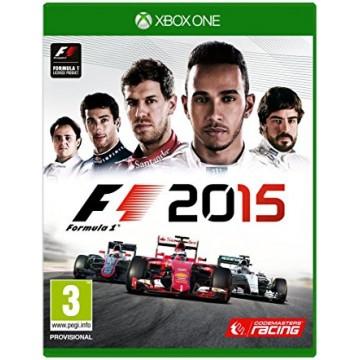 Formula 1 2015 (Lietota)