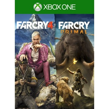 Far Cry 4 and Far Cry Primal (Jauna)
