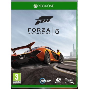 Forza Motorsport 5 (Jauna)