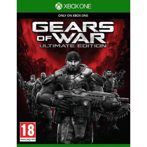 Gears of War Ultimate Edition (Lietota)