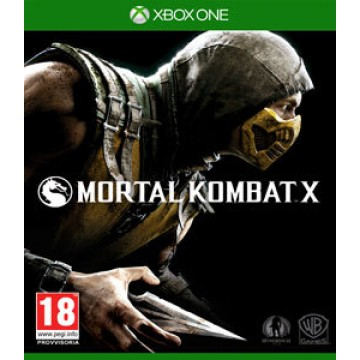 Mortal Kombat X (Jauna)