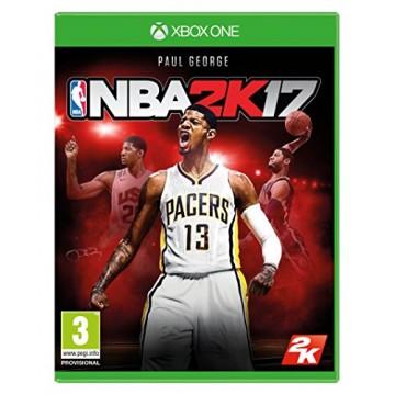 NBA 2K17 (Lietota)