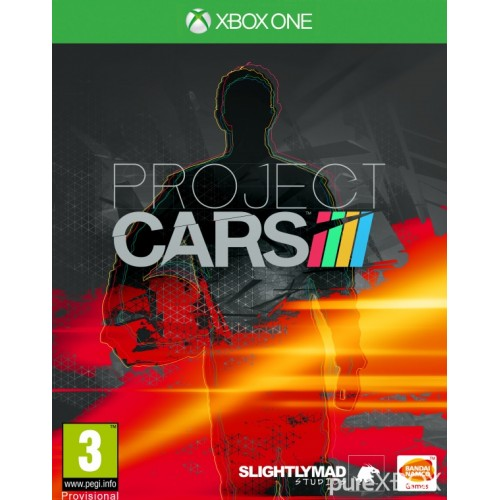 Project Cars (Lietota)