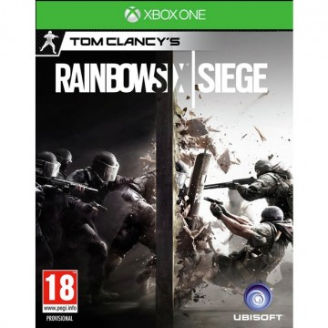Tom Clancy's Rainbow Six Siege (Jauna)