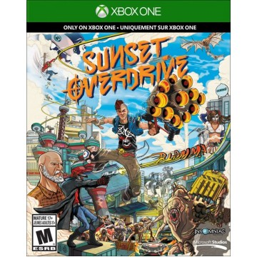 Sunset Overdrive (Lietota)