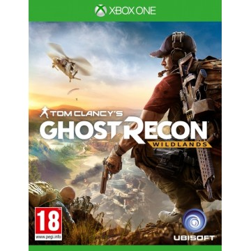 Tom Clancy's Ghost Recon Wildlands (Lietota)