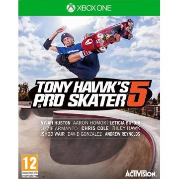Tony Hawks Pro Skater 5 (Lietota)