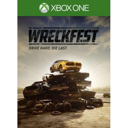 Wreckfest (Jauna)