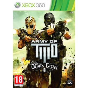 Army of Two The Devil's Cartel (Jauna)