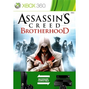 Assassin's Creed Brotherhood (Jauna)