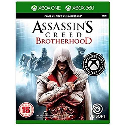 Assassin's Creed Brotherhood (Jauna)
