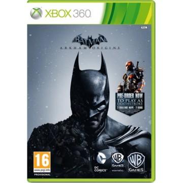 Batman Arkham Origins (Lietota)