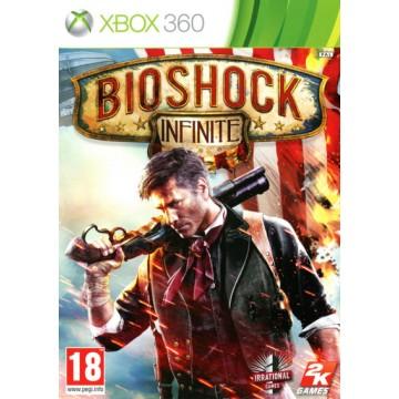 Bioshock Infinite (Lietota)