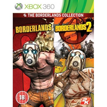 Borderlands 1 un 2 Collection (Jauna)