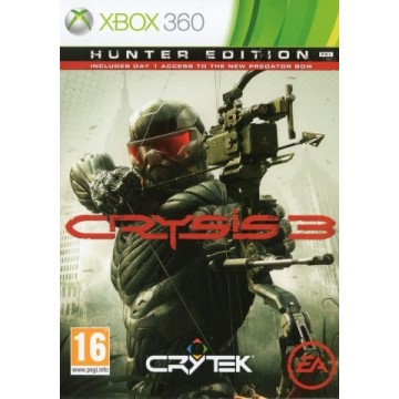 Crysis 3 Hunter Edition (Jauna)