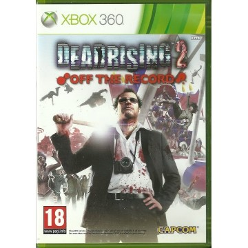 Dead Rising 2 Off The Record (Jauna)