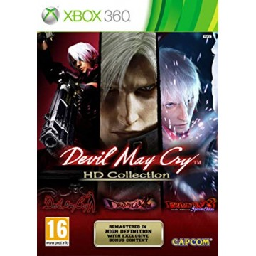 Devil May Cry HD Collection (Jauna)