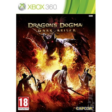 Dragons Dogma Dark Arisen (Lietota)