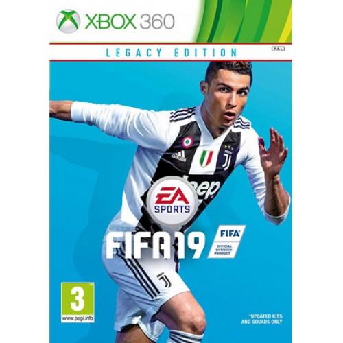 FIFA 19 Legacy Edition (Jauna)