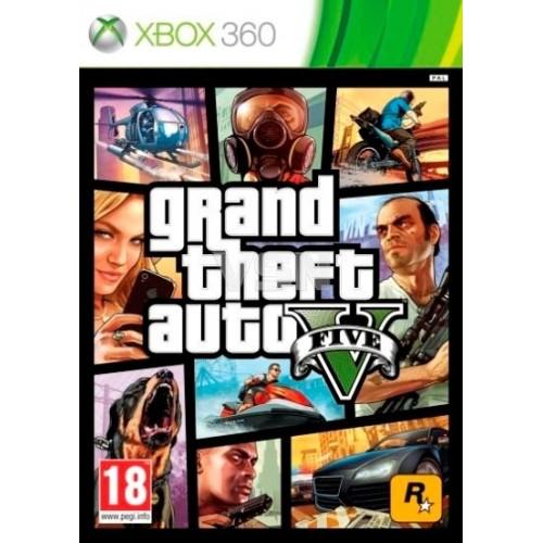 Grand Theft Auto 5 (Jauna)
