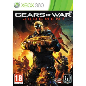 Gears of War Judgment ar Gears of War Digitālo Kodu (Jauna)