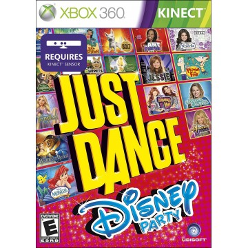 Just Dance Disney Party Kinect (Jauna)