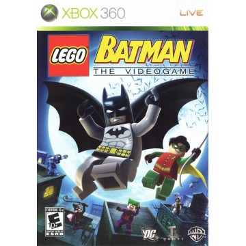 Lego Batman The Video Game (Jauna)