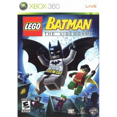 Lego Batman The Video Game (Jauna)